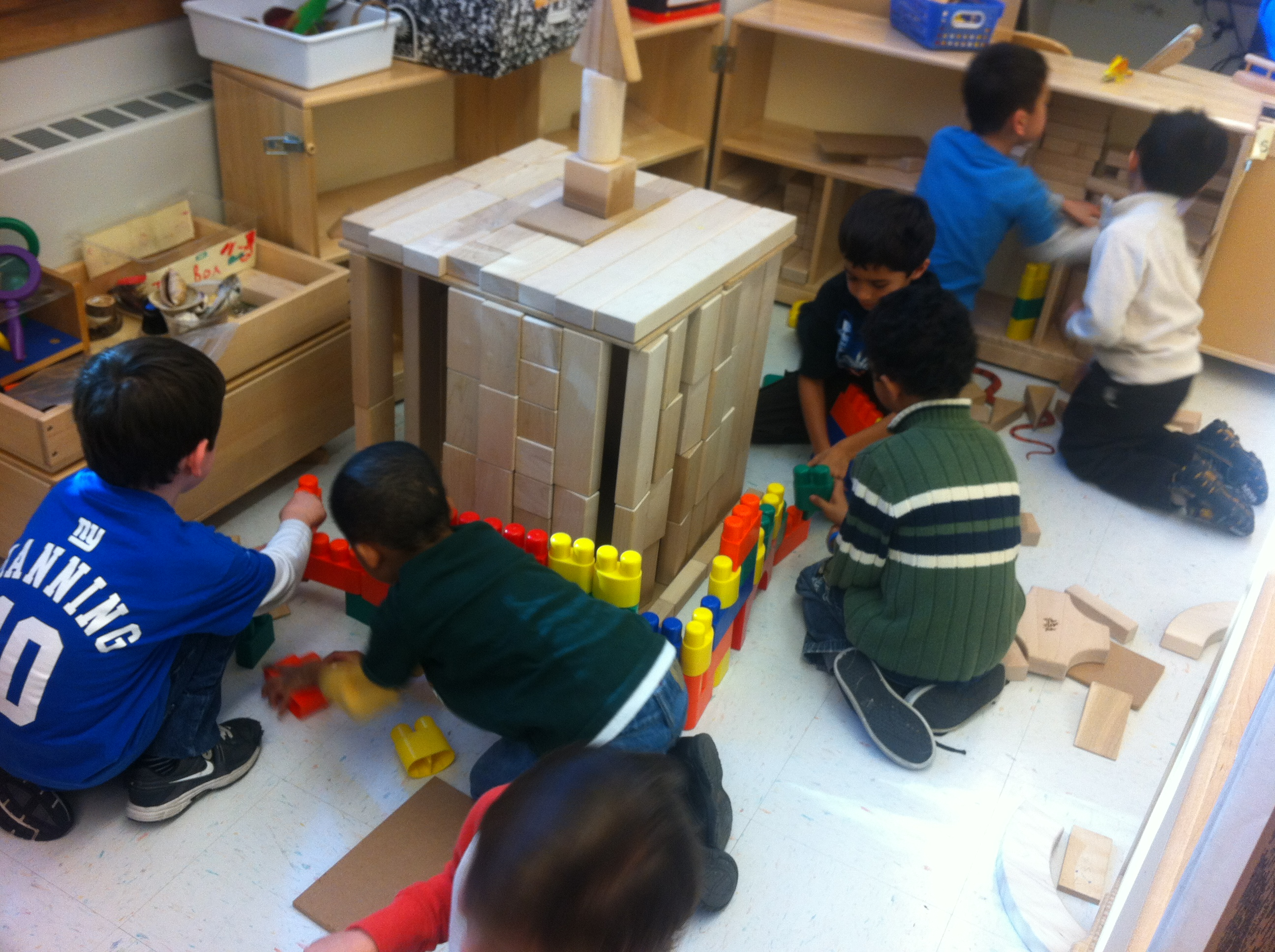 block play in early childhood