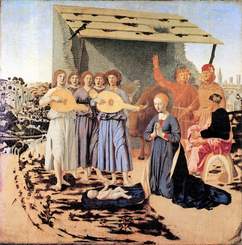Piero The Nativity